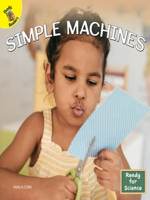cover image of Simple Machines